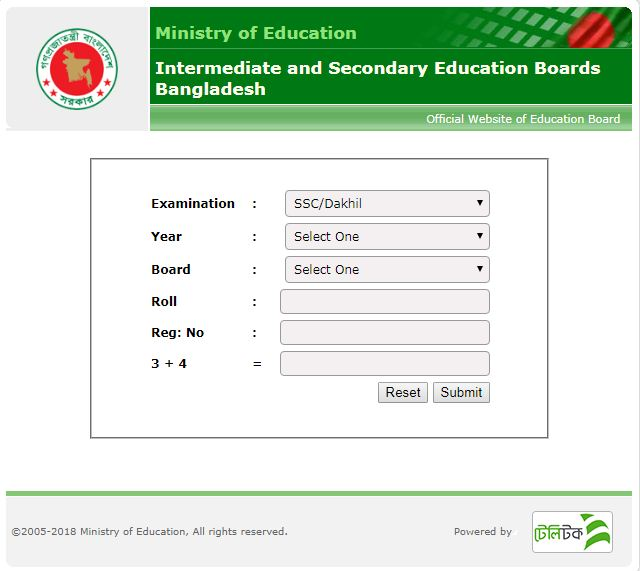 jsc exam result 2019 dhaka board