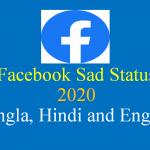 facebook sad status