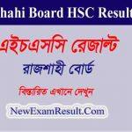 Rajshahi Board HSC Result 2020 With Full Marksheet